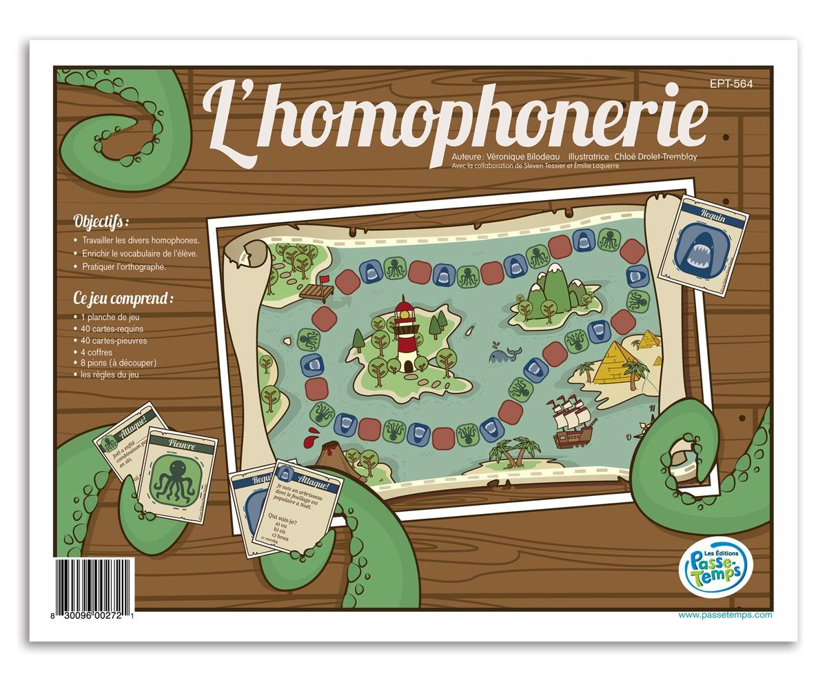 L'homophonerie