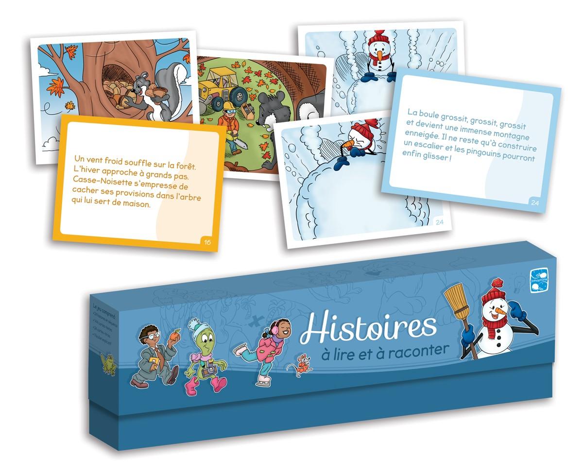 Histoires à lire et à raconter