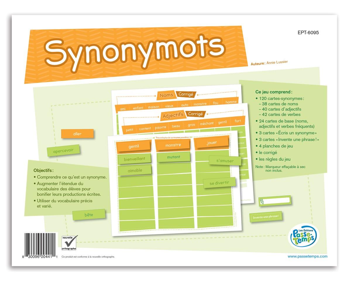 Synonymots