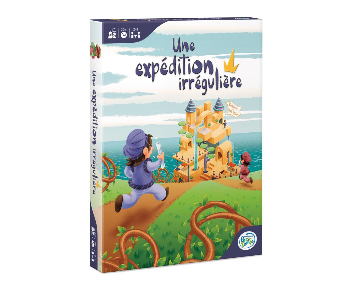 Une expédition irrégulière