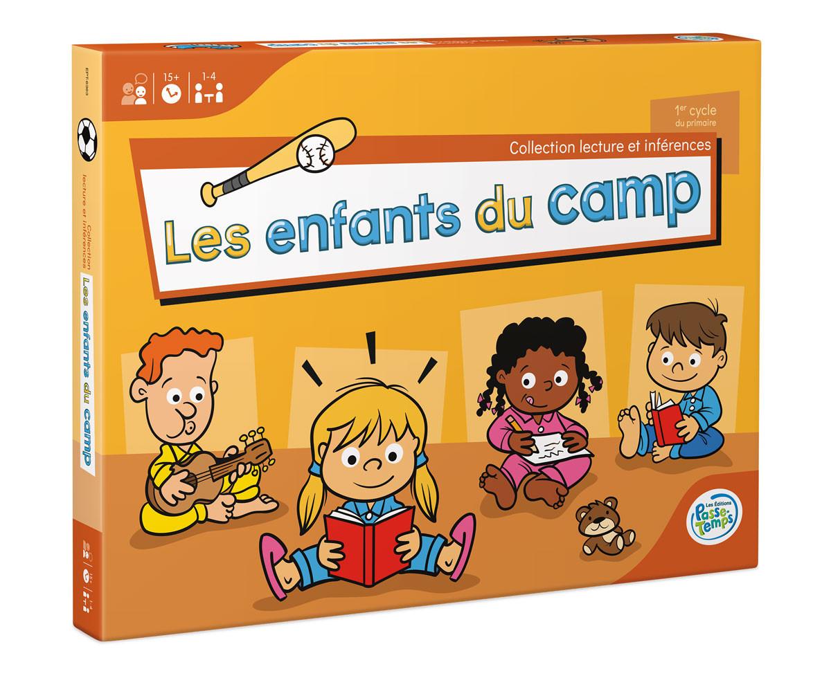 Les enfants du camp : lecture, inférence, logique