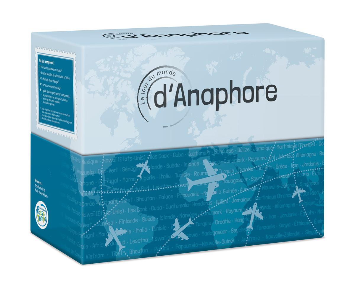 Le tour du monde d'Anaphore